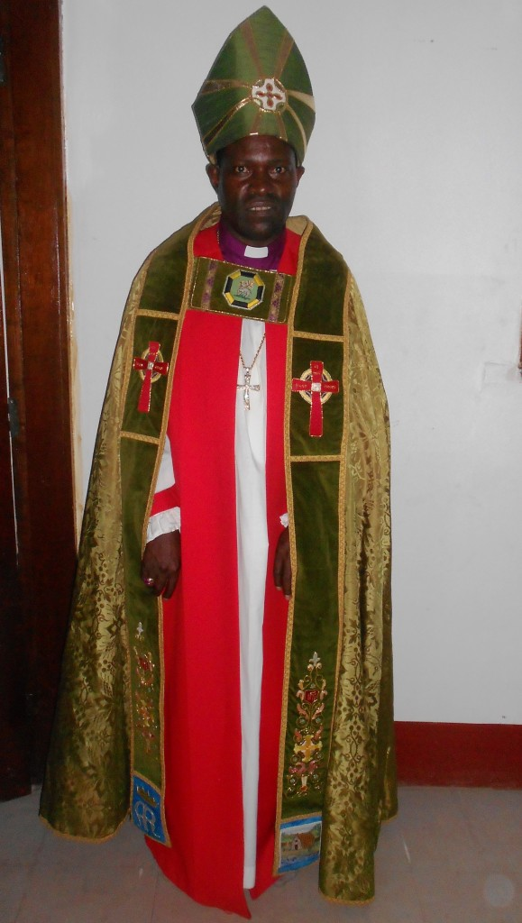 Bishop George Kasangaki