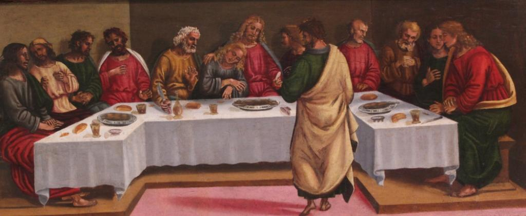 Last Supper - Signorelli