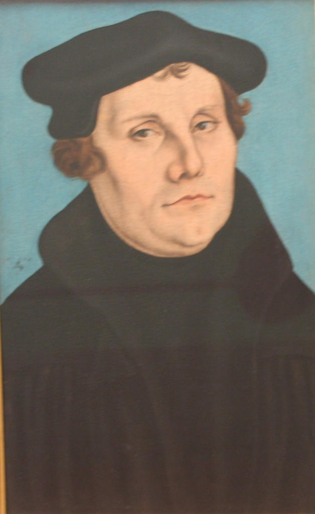 Martin Luther - Cranach the Elder