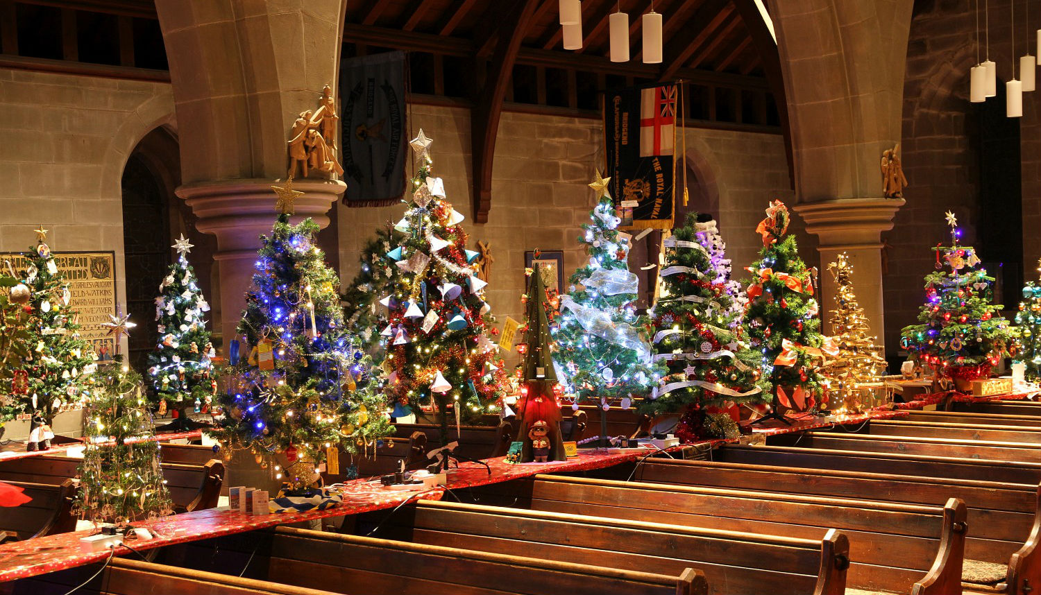 Christmas Tree Festivals Growing In Popularity
