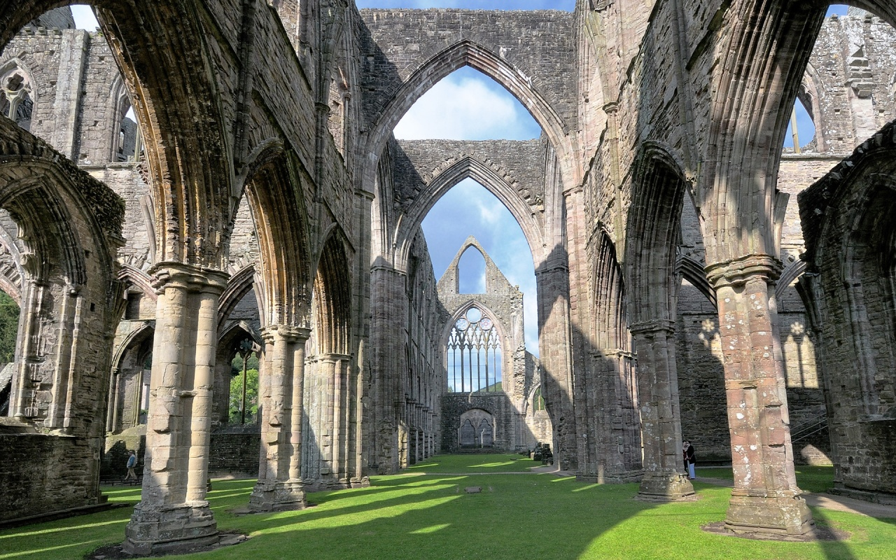 Image result for tintern abbey