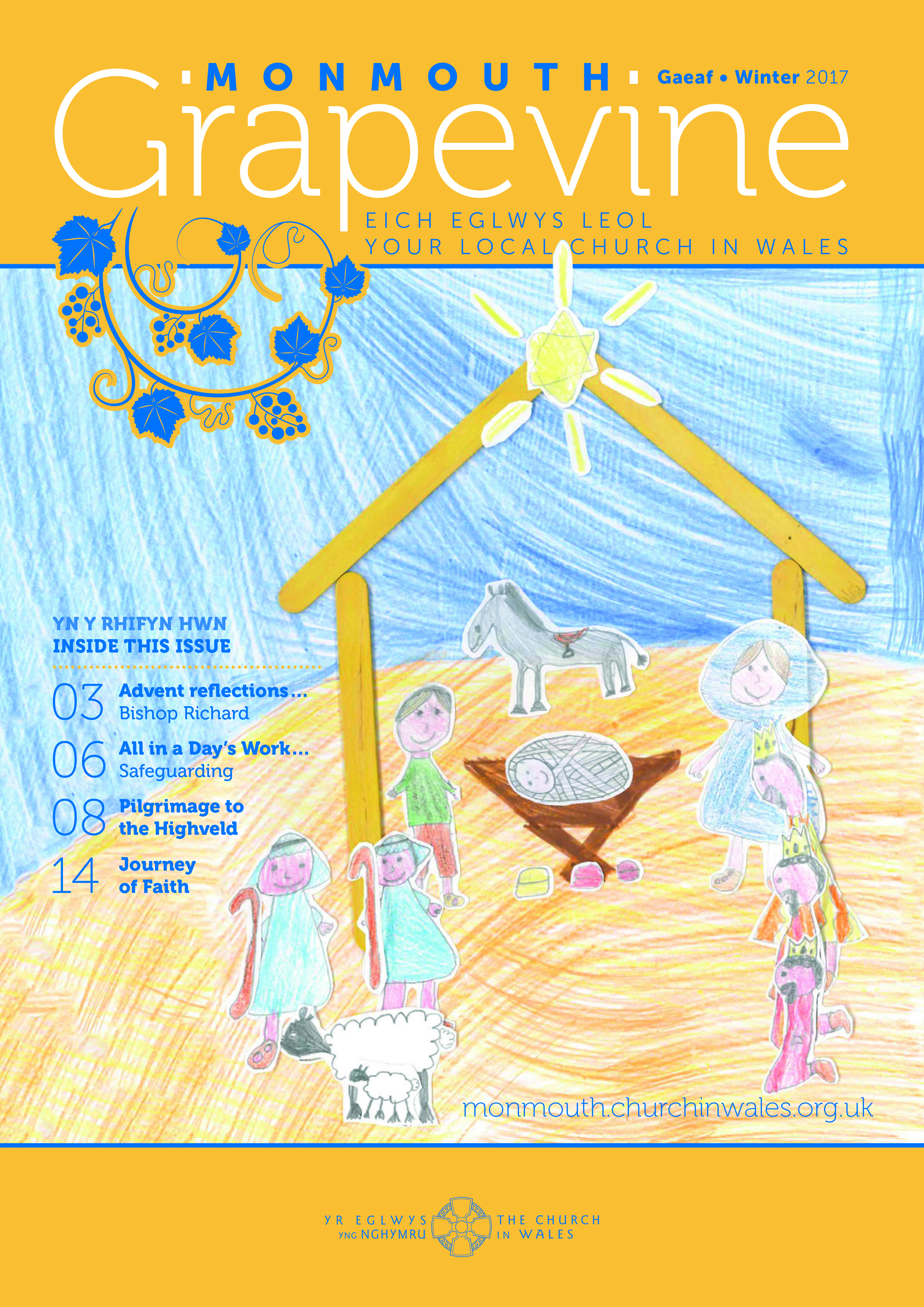 Latest edition of Grapevine out now – Merry Christmas! - The Diocese ...