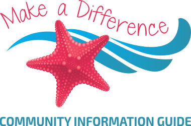 Make a Difference - Community Information Guide