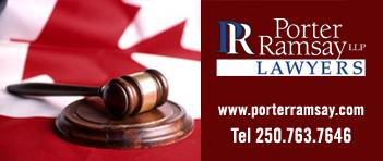 Porter Ramsay Logo