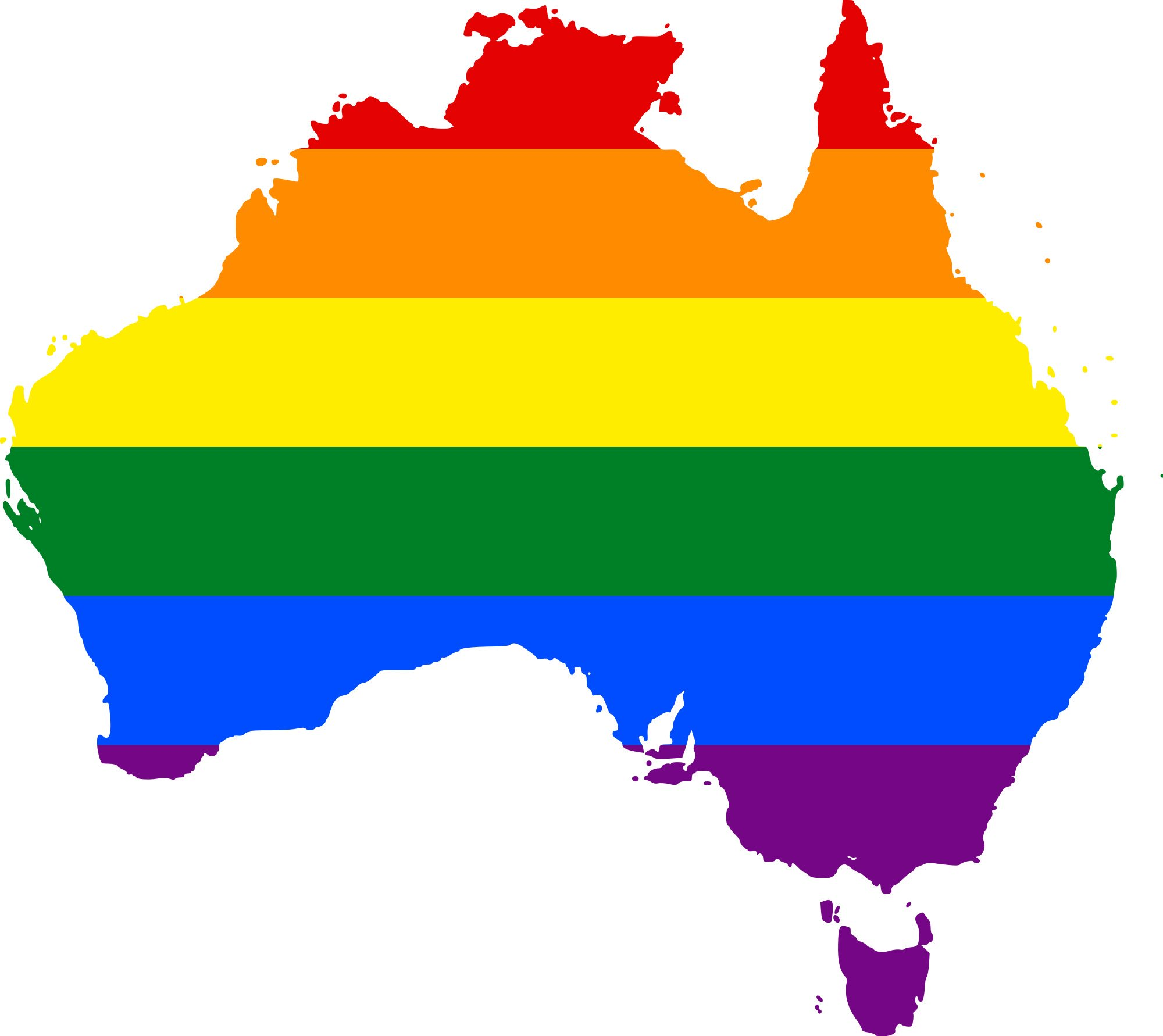 gay rights in australia
