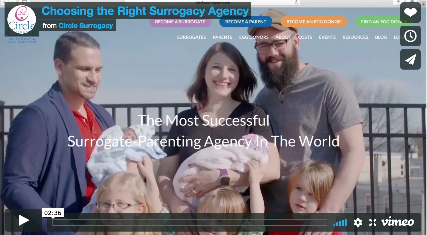Become a surrogate How to choose a surrogacy agency