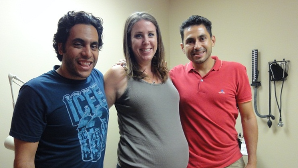 surrogate pregnancy