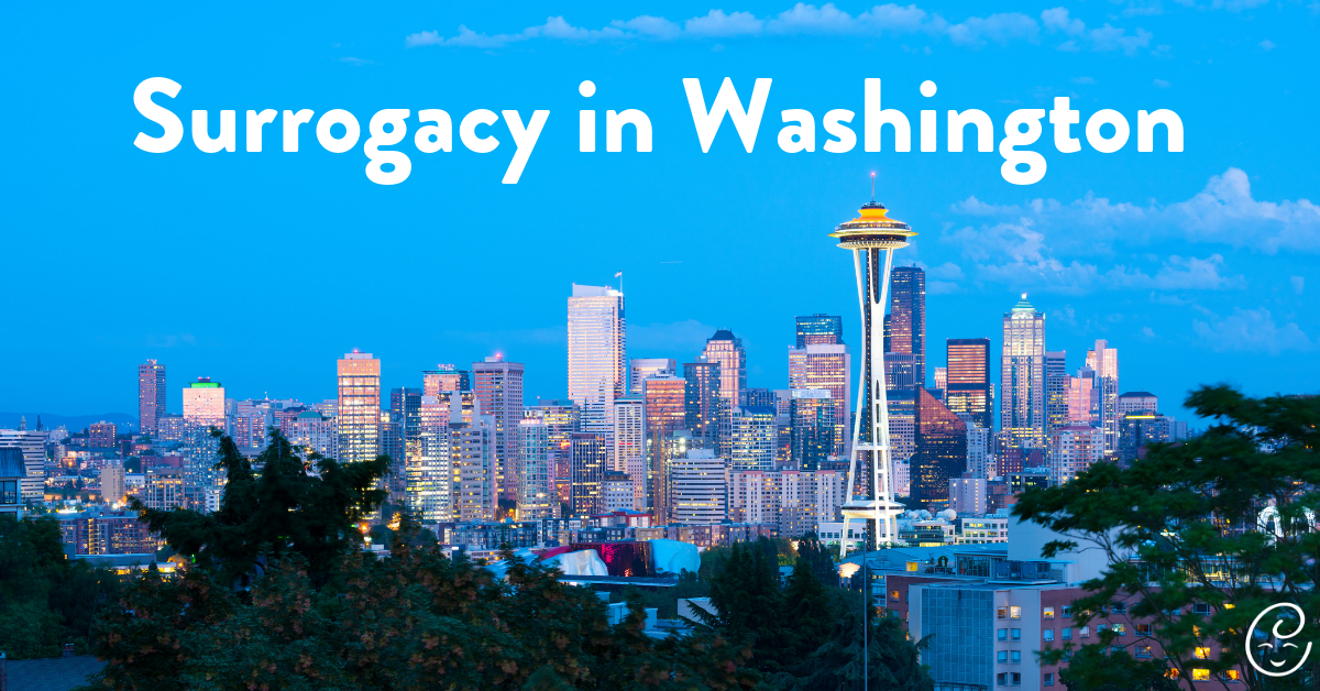 Surrogacy in Washington