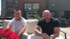 Image of Circle Surrogacy's First Single Gay Dad and His Son: 19 Years Later