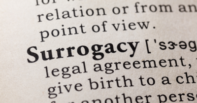 surrogacy terminology