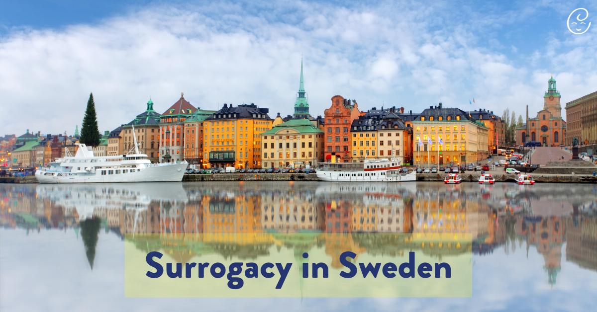 Surrogacy in Sweden