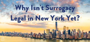 Image of Why Isn't Surrogacy in New York Legal Yet?