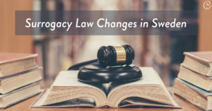 Image of Surrogacy Law Changes in Sweden