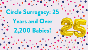 Image of Circle Surrogacy Celebrates 25 Years in Business