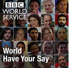 BBC World Service World Have Your Say