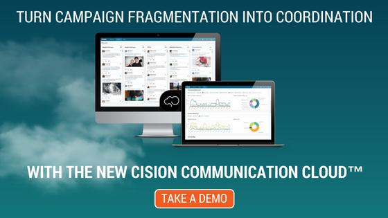 Request a Demo - Cision Communication Cloud(TM)