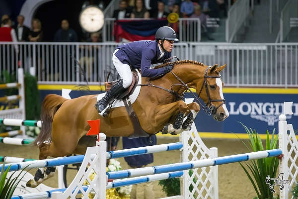 Royal Agricultural Winter Fair-Kent Farrington Conquers -Big Ben