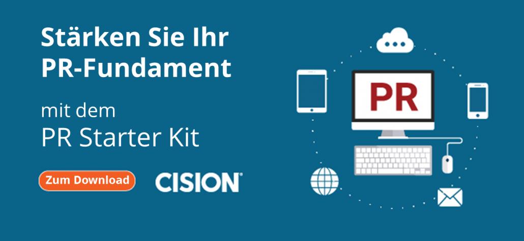 Cision PR Starter Kit