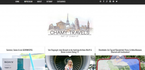 CHAMY TRAVELS