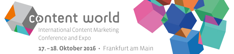 Logo der Content World
