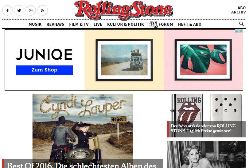 Musik - 12 Magazine in Deutschland, von denen Sie gehört haben sollten