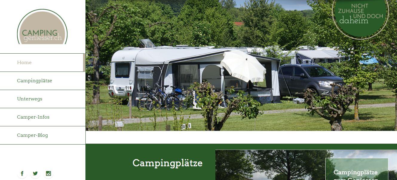 Camping - 14 Blogs aus der DACH-Region, die Sie kennen sollten