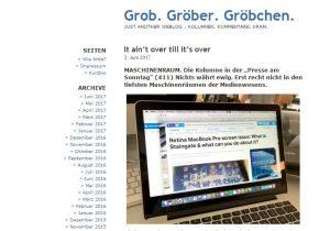 12 fesselnde Blogs von Journalisten aus der DACH-Region