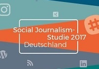 Social Journalism-Studie 2017 - Deutschland-Report