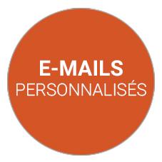 Diffusion de communiqués de presse par email