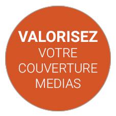 Valorisation de la couverture medias