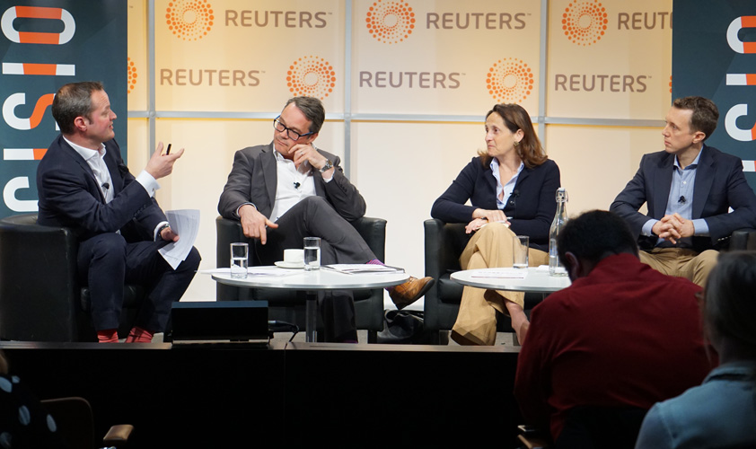 "Reuters' Axel Threlfall: ""We want PRs to build a rapport with us"""