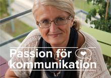 Brit Stakston gästar Passion för kommunikation.