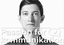 Nils Ringmar gästar Passion för kommunikation.
