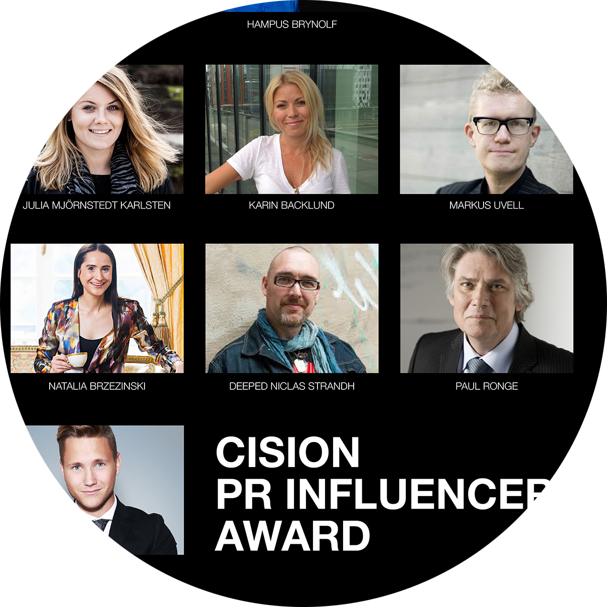 Cision PR Influencer Award