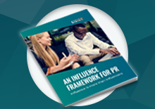 An Influence framework for PR