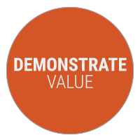 Demonstrate Value