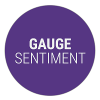 Gauge Sentiment