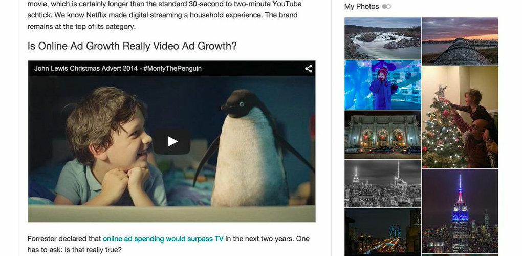 Content Marketing - Photo Stream - WordPress plugin