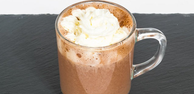 Hot Chocolate - Holiday Creativity - PR