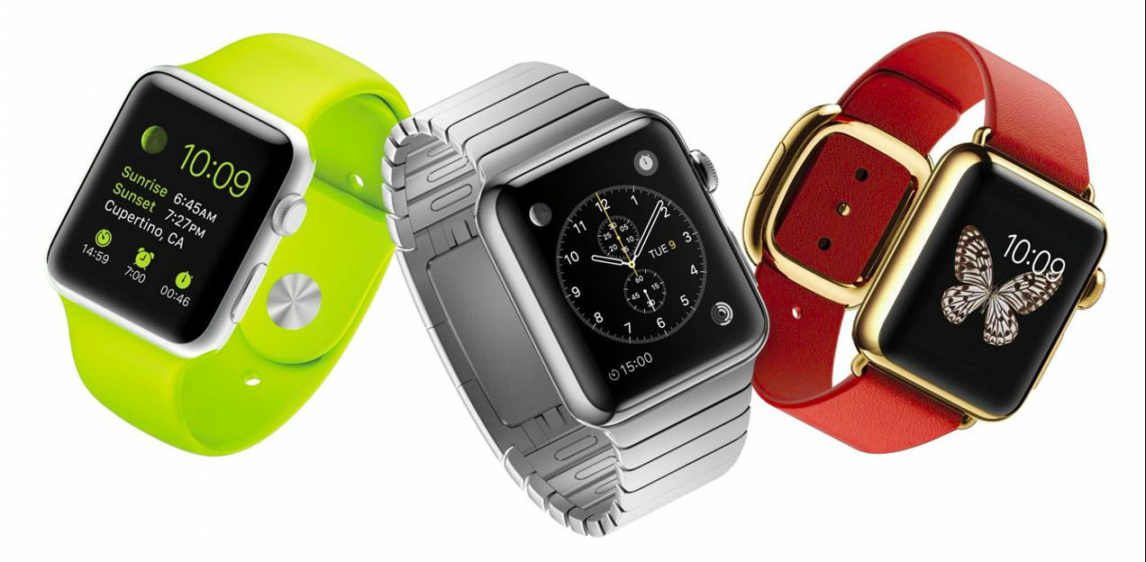 iWatch - PR Trends in 2015