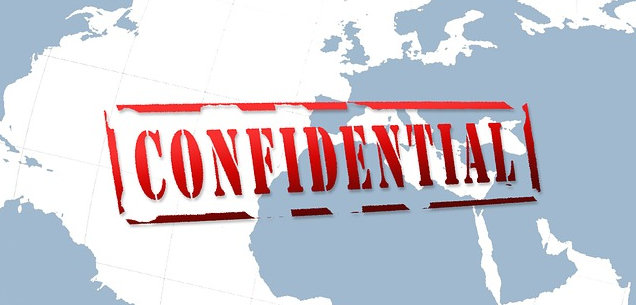 Confidential - PR and Pinterest