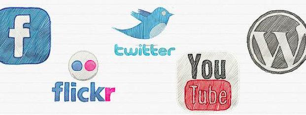 Social Media - Sharing Press Releases