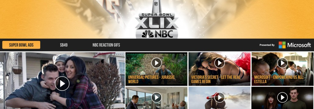 Super Bowl 2015 Best Ads