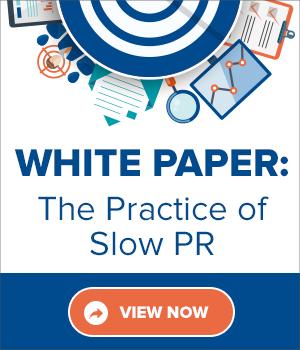 Slow PR White Paper