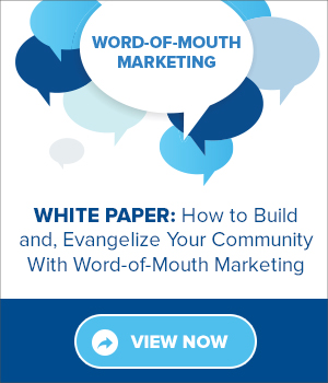 Word-of-Mouth Marketing Graphic