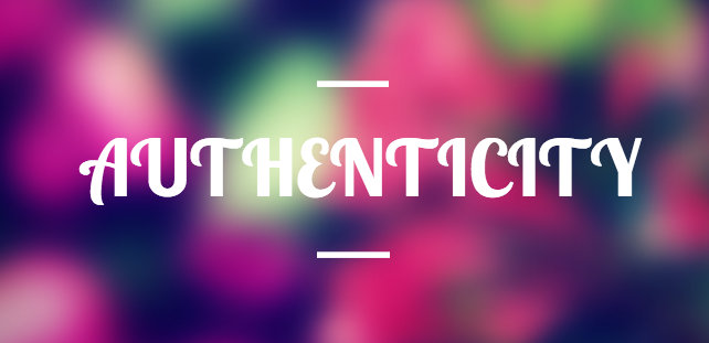 Authenticity - Social Media Correspondent - Events - Content Marketing