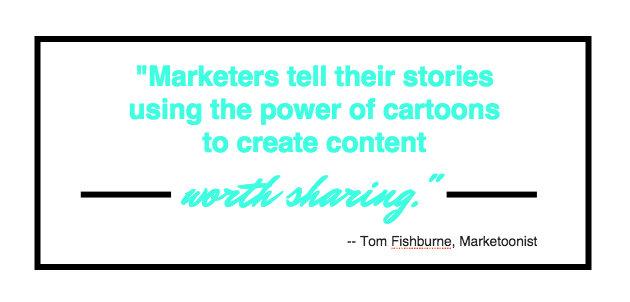 Marketoonist - Content Marketing Media