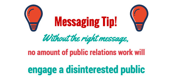 Public Relations - Messaging