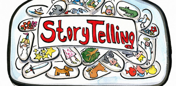 Storytelling - Visual Content Marketing