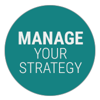 Manage Your Strategy